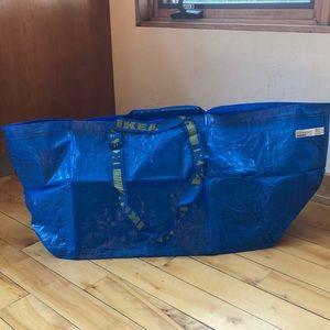 IKEA Large reusable shopper, New!